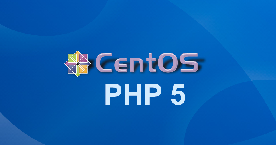 Centos 5 PHP 5