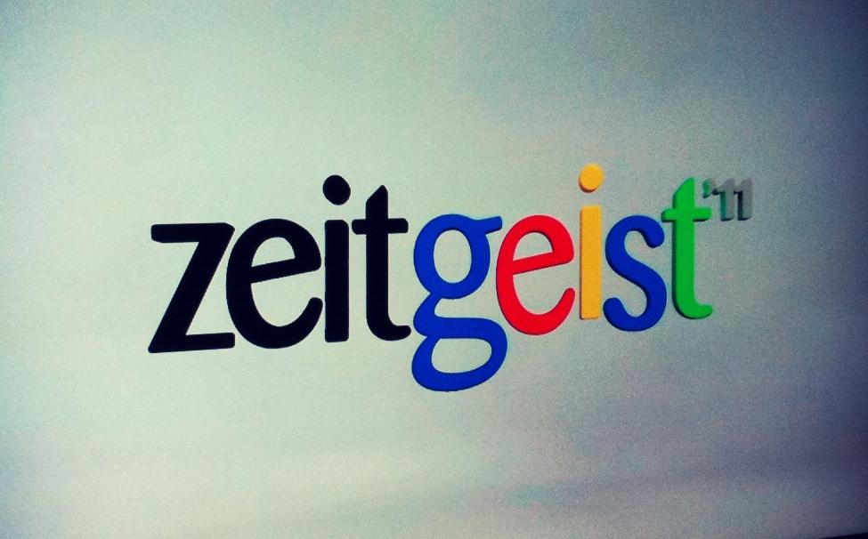 Google Zeitgeist