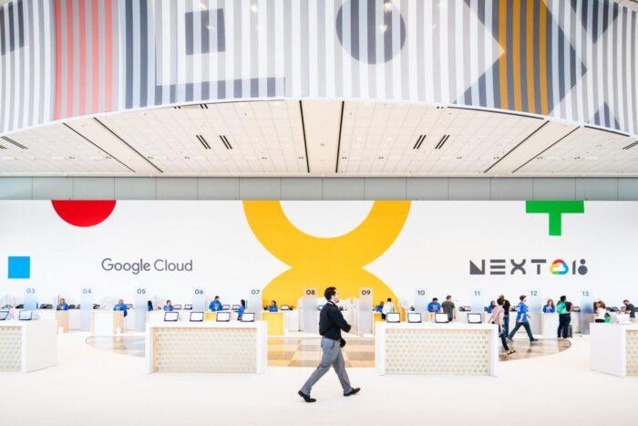 GoogleCloud Next